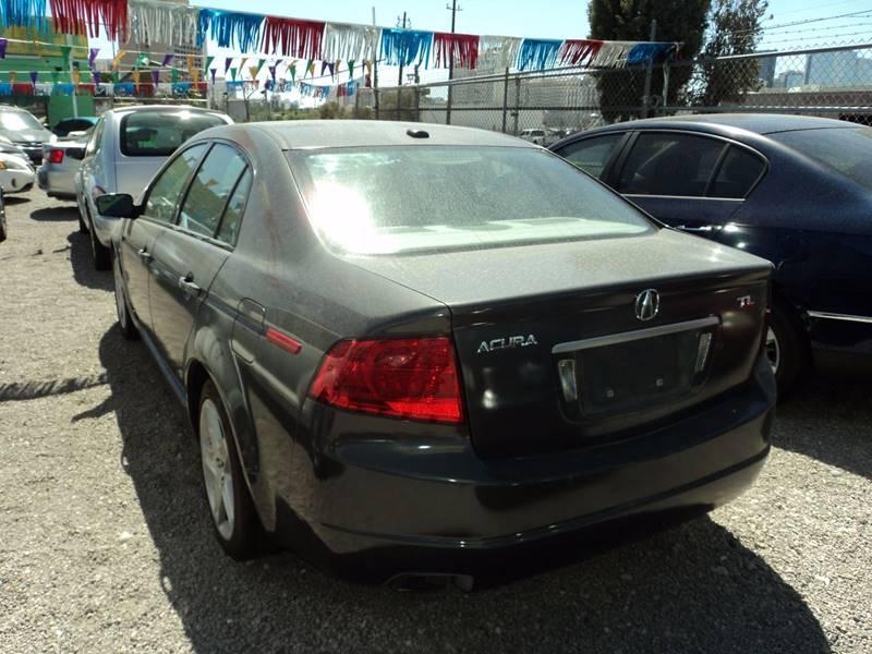 2004 Acura TL 3.2 4dr Sedan - Las Vegas NV