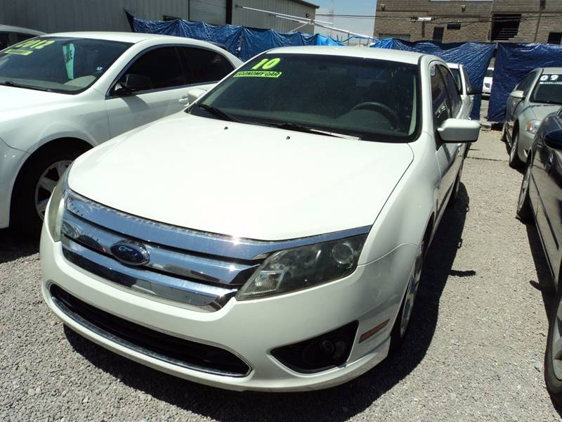 2010 Ford Fusion SEL 4dr Sedan - Las Vegas NV
