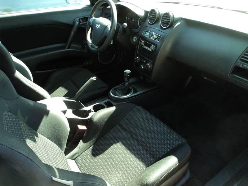 2007 Hyundai Tiburon GS 2dr Hatchback - Las Vegas NV