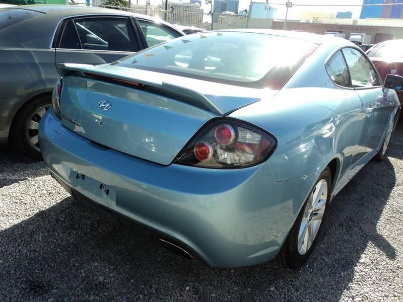 2007 Hyundai Tiburon GS In Las Vegas NV - DESERT AUTO TRADER