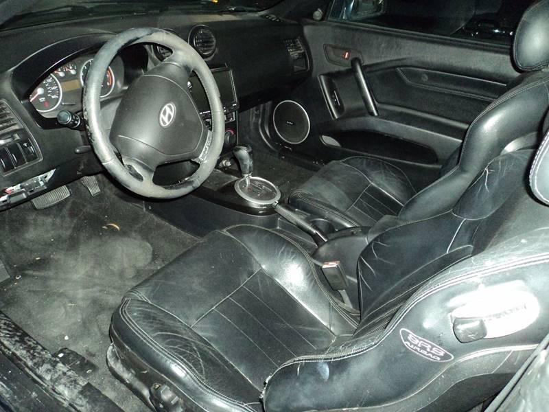 2003 Hyundai Tiburon 2dr Hatchback - Las Vegas NV