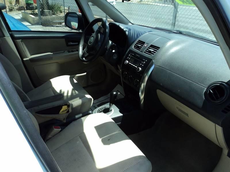 2012 Suzuki SX4 LE 4dr Sedan - Las Vegas NV
