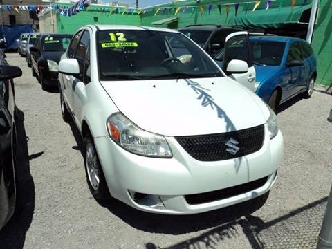 2012 Suzuki SX4 for sale in Las Vegas, NV