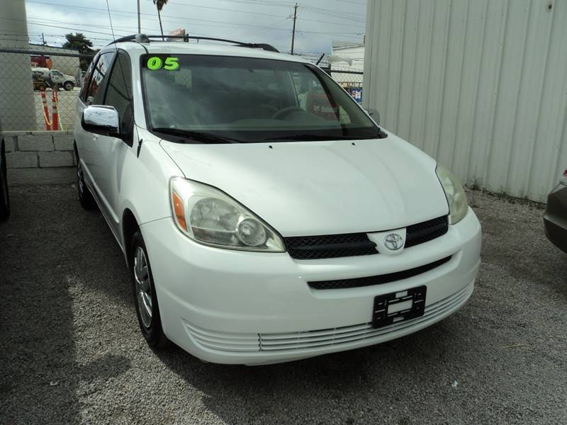 2005 Toyota Sienna For Sale At DESERT AUTO TRADER In Las Vegas NV