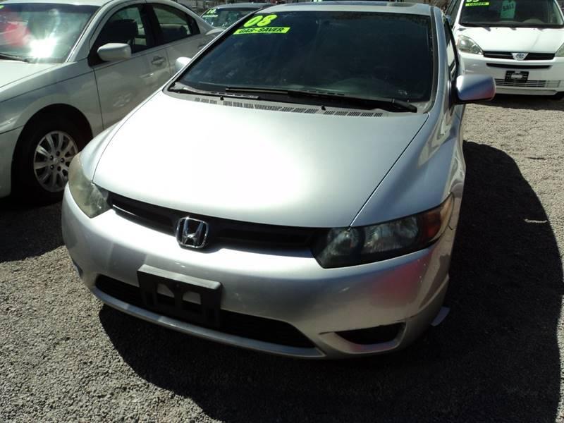 Amazing 2008 Honda Civic EX