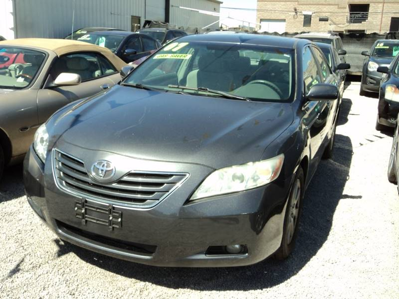 Good 2007 Toyota Camry For Sale At DESERT AUTO TRADER In Las Vegas NV