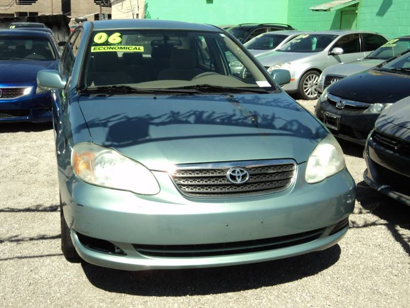 2006 Toyota Corolla For Sale At DESERT AUTO TRADER In Las Vegas NV