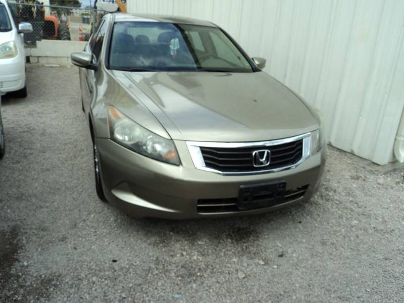 2009 Honda Accord For Sale At DESERT AUTO TRADER In Las Vegas NV
