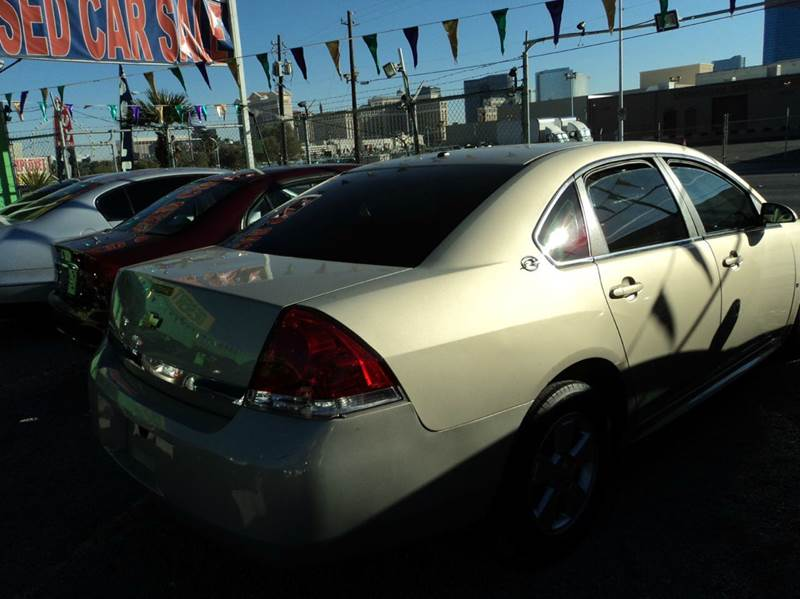 2009 Chevrolet Impala LT 4dr Sedan - Las Vegas NV