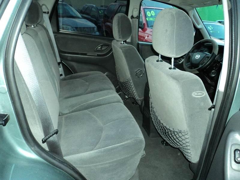 2005 Mazda Tribute s 4dr SUV - Las Vegas NV