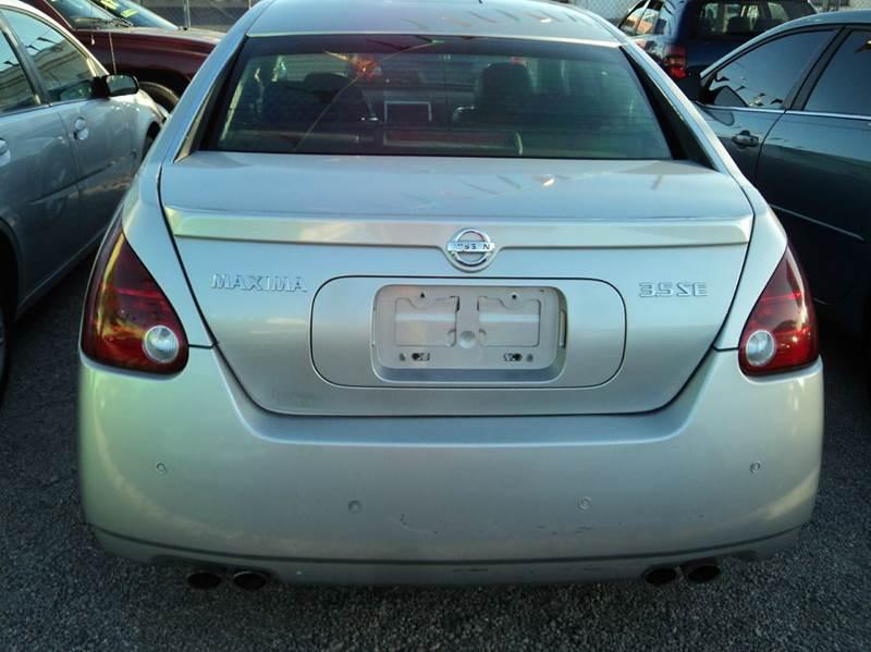 2005 Nissan Maxima 3.5 SE 4dr Sedan - Las Vegas NV