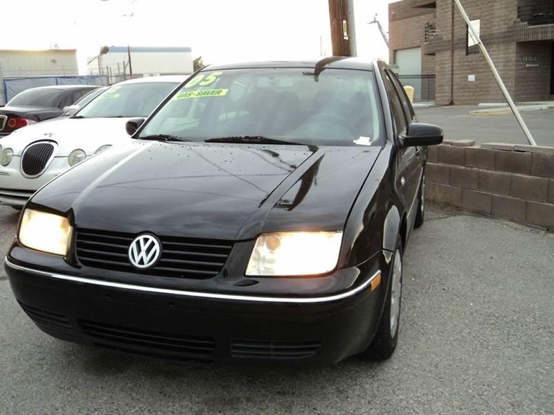 2005 Volkswagen Jetta GL 4dr Sedan - Las Vegas NV