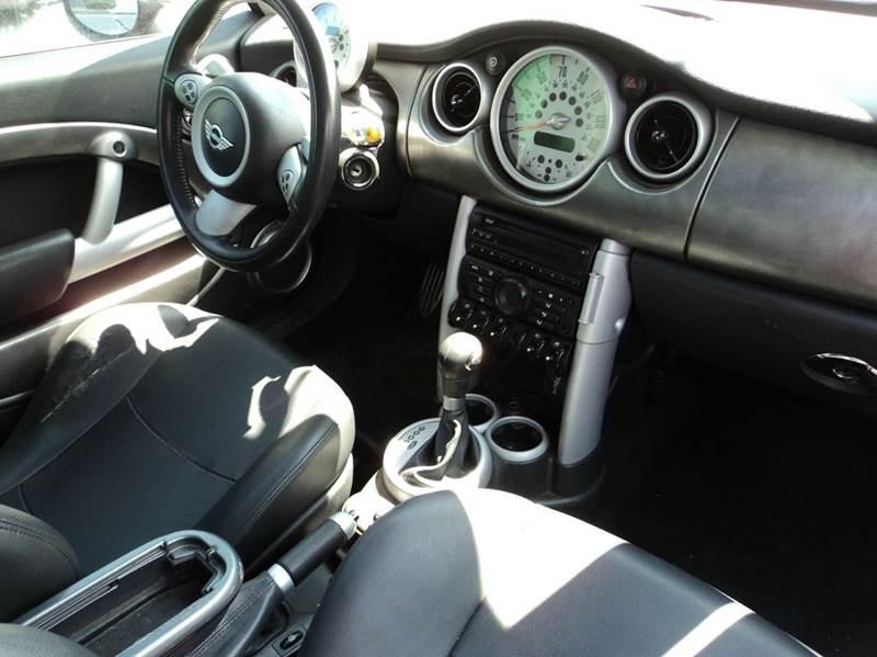 2006 MINI Cooper S 2dr Hatchback - Las Vegas NV