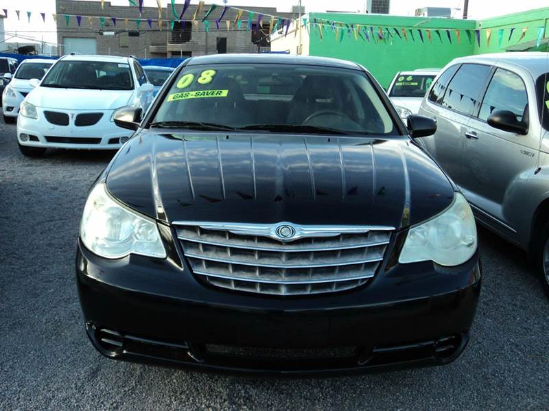 2008 Chrysler Sebring Limited 4dr Sedan - Las Vegas NV