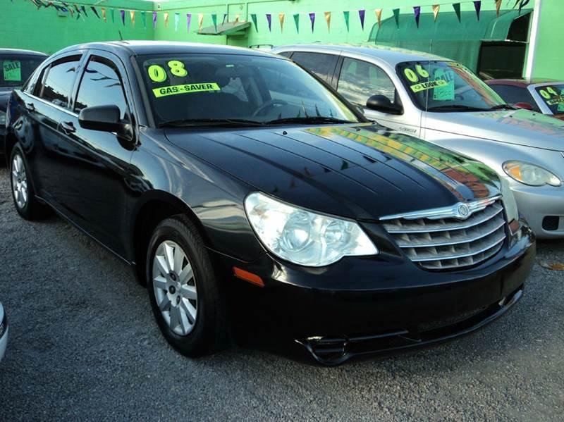 2008 Chrysler Sebring Limited 4dr Sedan - Las Vegas NV