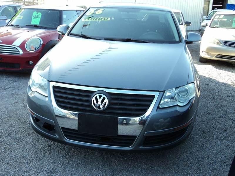2006 Volkswagen Passat 2.0T 4dr Sedan w/Automatic - Las Vegas NV