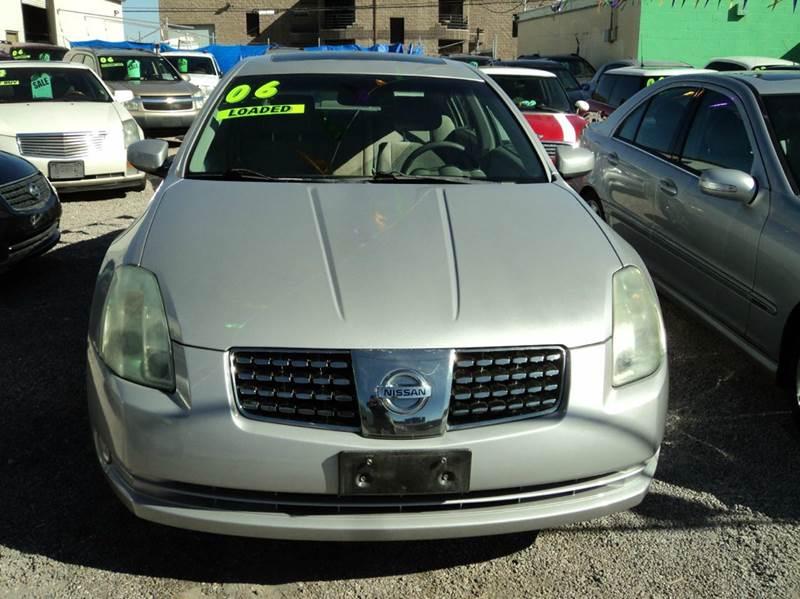 2006 Nissan Maxima 3.5 SE 4dr Sedan w/Automatic - Las Vegas NV