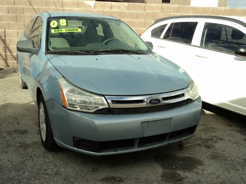 2008 Ford Focus SE 2dr Coupe - Las Vegas NV