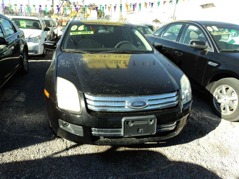 2006 Ford Fusion V6 SE 4dr Sedan - Las Vegas NV
