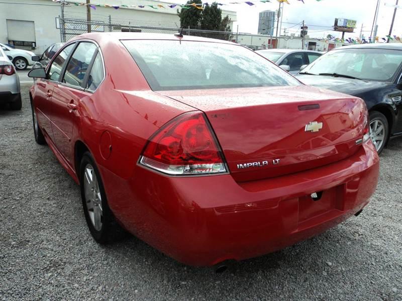 2013 Chevrolet Impala LT 4dr Sedan - Las Vegas NV