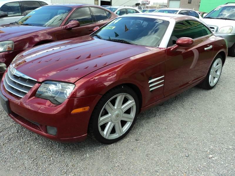 2004 Chrysler Crossfire 2dr Sports Coupe - Las Vegas NV