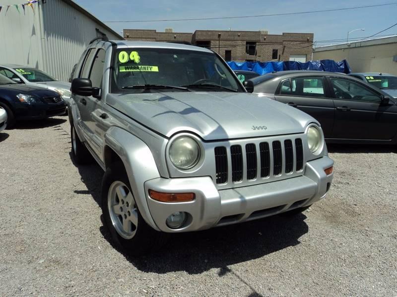 2004 Jeep Liberty Limited 4dr SUV - Las Vegas NV