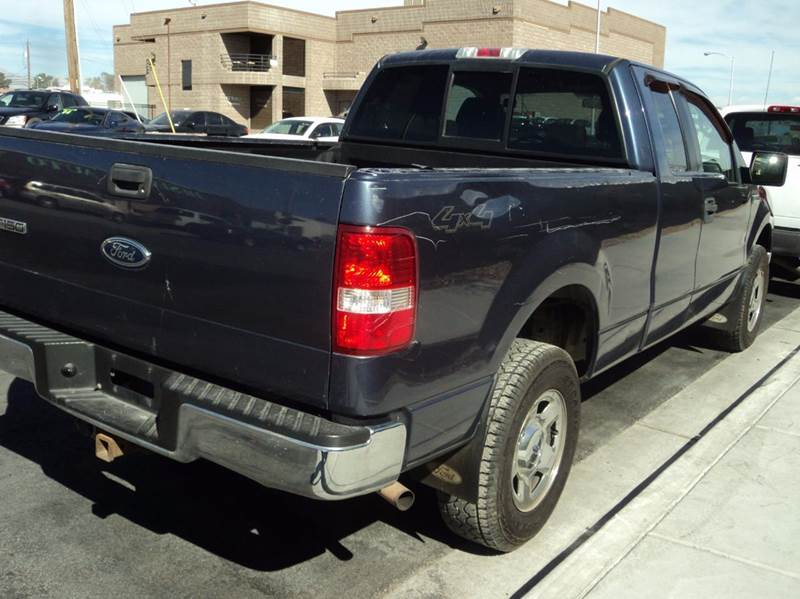 2005 Ford F-150 4dr SuperCab XLT 4WD Styleside 6.5 ft. SB - Las Vegas NV