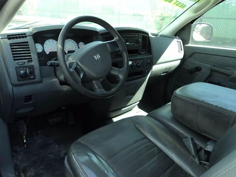 2007 Dodge Ram Pickup 1500 ST 2dr Regular Cab LB - Las Vegas NV
