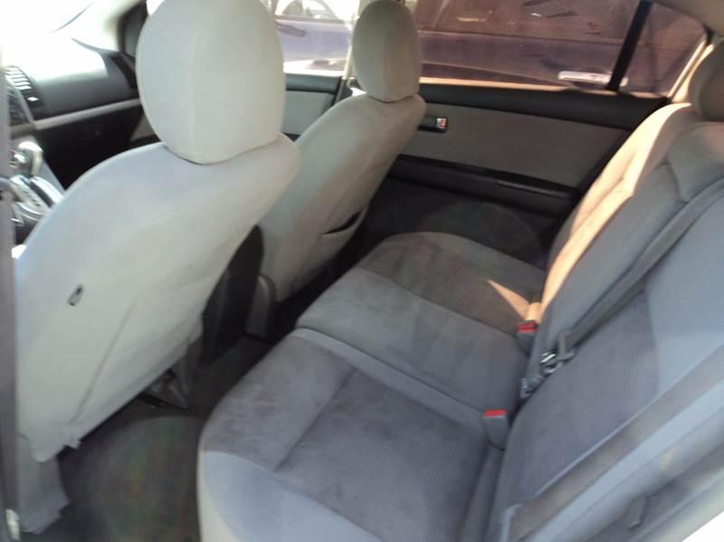 2011 Nissan Sentra 2.0 4dr Sedan CVT - Las Vegas NV