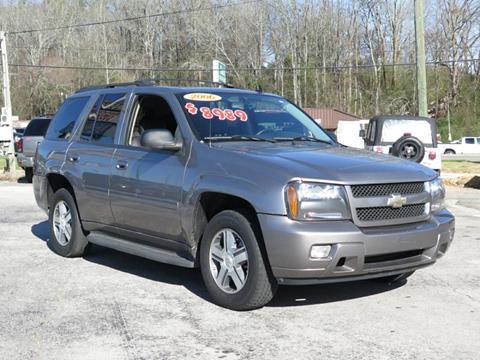 2006 Chevrolet TrailBlazer for sale in Pell City, AL