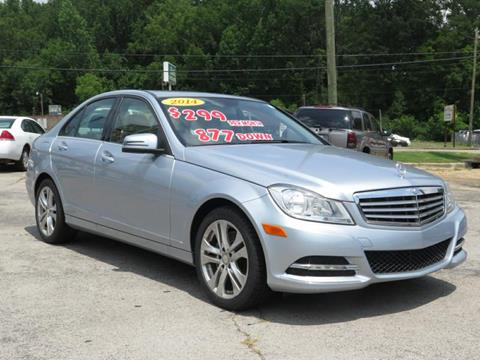 2014 Mercedes-Benz C-Class for sale in Pell City, AL