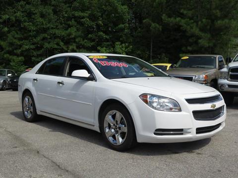 2012 Chevrolet Malibu for sale in Pell City, AL