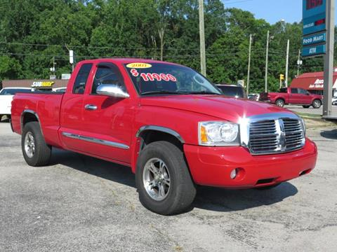 2007 Dodge Dakota for sale in Pell City, AL