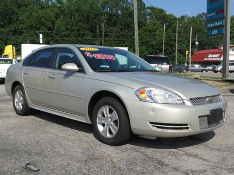2012 Chevrolet Impala for sale in Pell City, AL