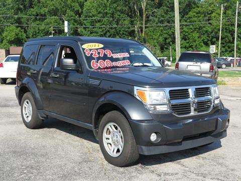 2011 Dodge Nitro for sale in Pell City, AL