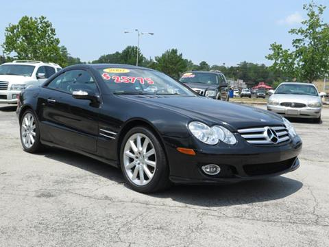 2007 Mercedes-Benz SL-Class for sale in Pell City, AL