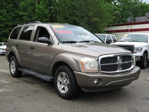 2005 Dodge Durango for sale in Pell City, AL