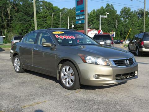 2008 Honda Accord for sale in Pell City, AL