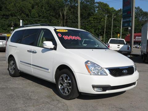 2014 Kia Sedona for sale in Pell City, AL