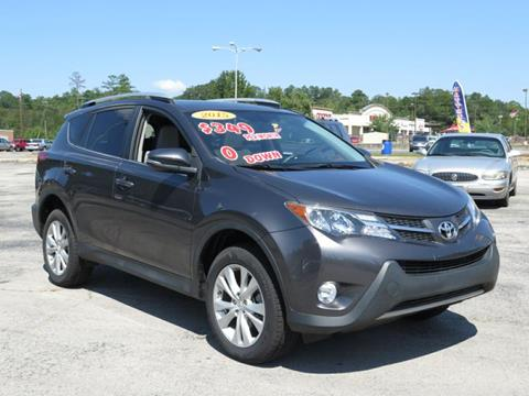 2015 Toyota RAV4 for sale in Pell City, AL