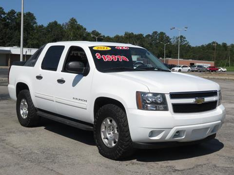 2011 Chevrolet Avalanche for sale in Pell City, AL