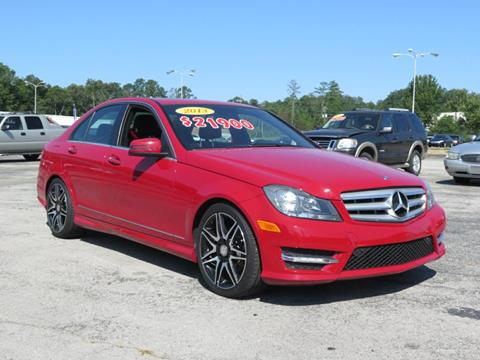 2013 Mercedes-Benz C-Class for sale in Pell City, AL