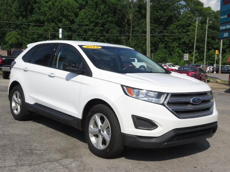 2015 Ford Edge Se 4dr Crossover In Pell City Al Discount Auto Sales