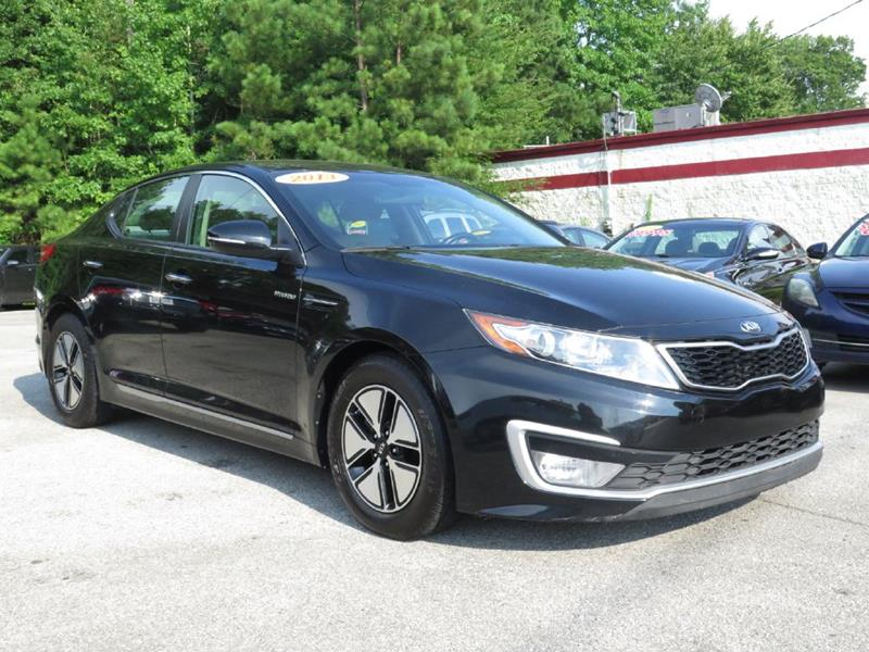 2013 Kia Optima Hybrid Hybrid In Pell City Al Discount Auto Sales