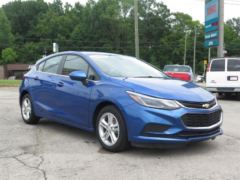 2017 Chevrolet Cruze Lt Auto 4dr Hatchback In Pell City Al