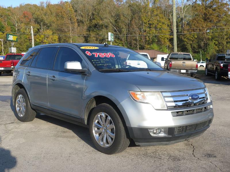 2007 Ford Edge Sel Plus 4dr Crossover In Pell City Al Discount