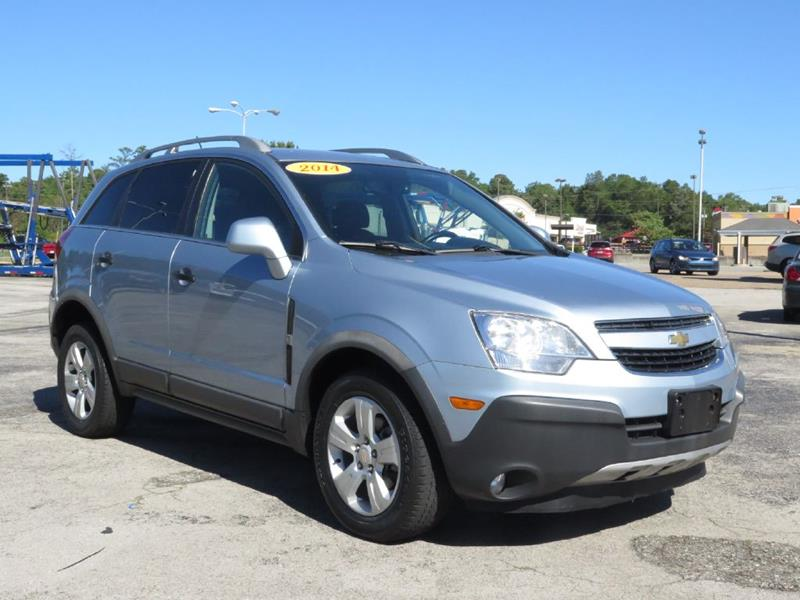 2014 Chevrolet Captiva Sport Ls 4dr Suv W 2ls In Pell City Al