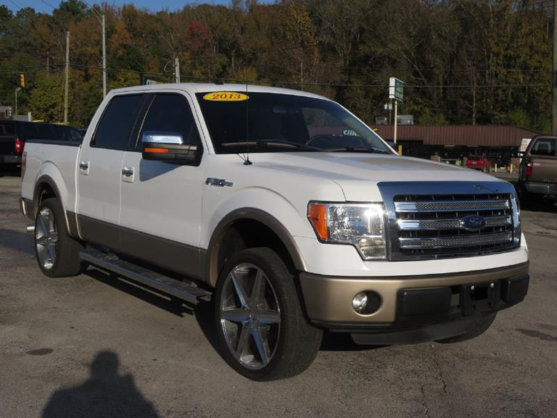2013 Ford F 150 Supercrew In Pell City Al Discount Auto Sales