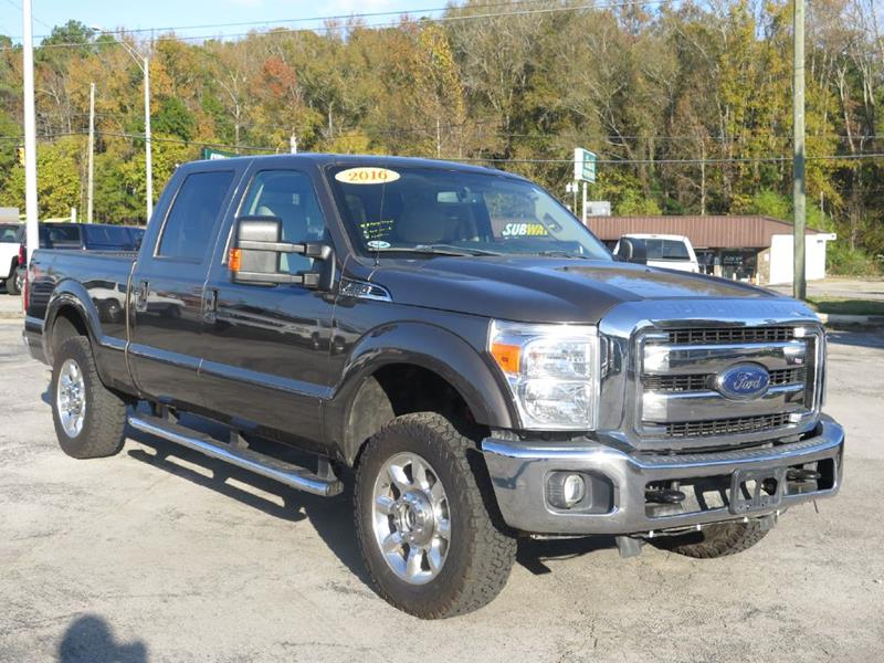 2016 Ford F 250 Super Duty Super Duty In Pell City Al Discount