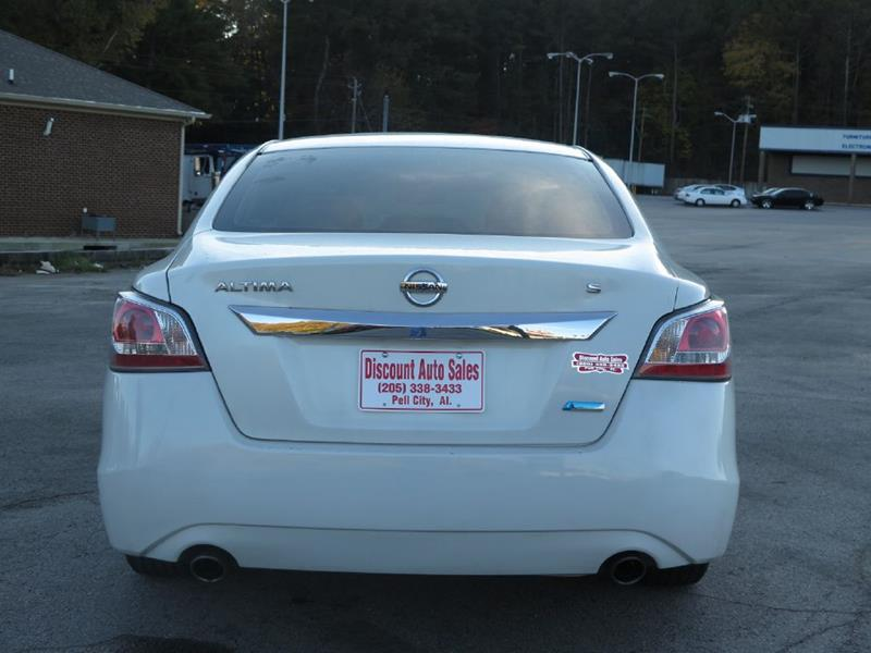 2014 Nissan Altima 2 5 4dr Sedan In Pell City Al Discount Auto Sales